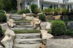 Slab-steps